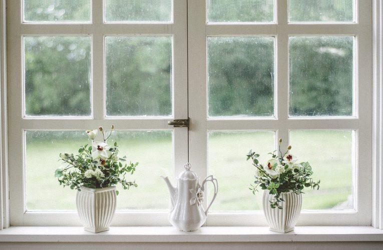 Hvis øjne er et vindue ind til sjælen, hvad er vores vinduer så?
